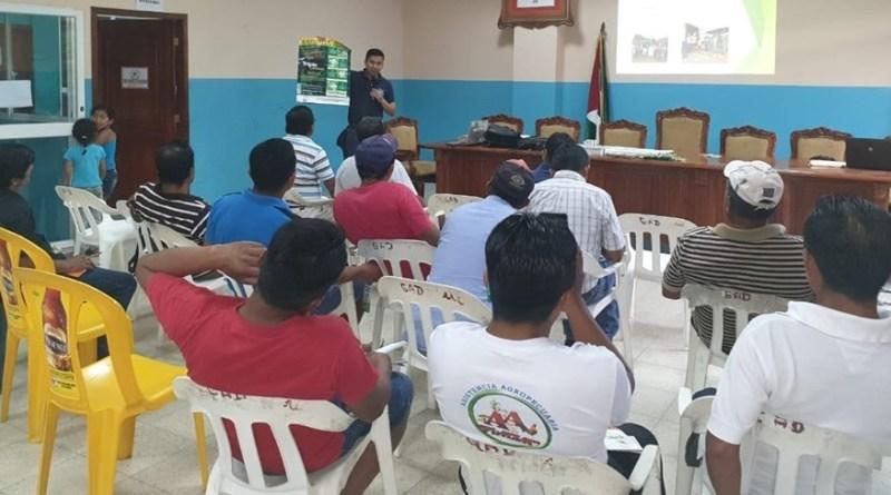 Productores en Manabí se capacitarán sobre manejo responsable de envases vacíos de agroquímicos