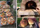 Cómo hacer un horno de leña paso a paso