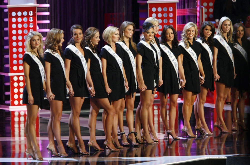 Leaving the beauty pageant behind