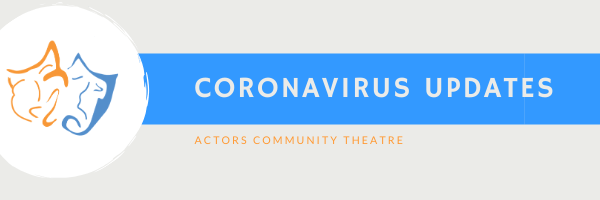 Actors Community Theatre Coronavirus Updates Escanaba in da Moonlight Matilda The Rivalry Lincoln Amphitheatre covid 19