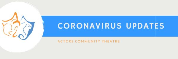 Actors Community Theatre Coronavirus covid 19 updates Matilda Escanaba in da Moonlight The Rivalry Lincoln Amphitheatre