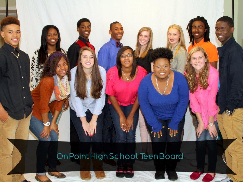 High School Teen Board