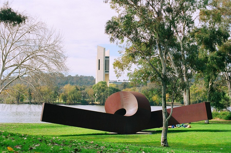 Virginia (Meadmore) and carillon