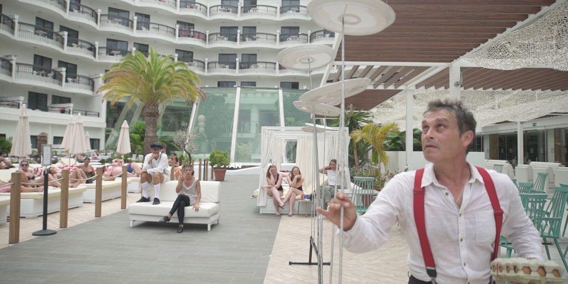 Happening en hotel only adults de Islas Canarias