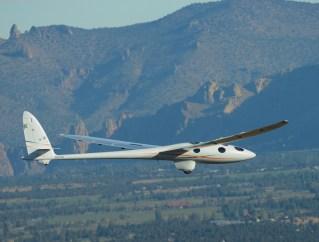 Perlan 2 first flight.2015-09-23-22-17-52