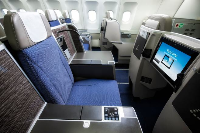 Business Class - Brussels Airlines
