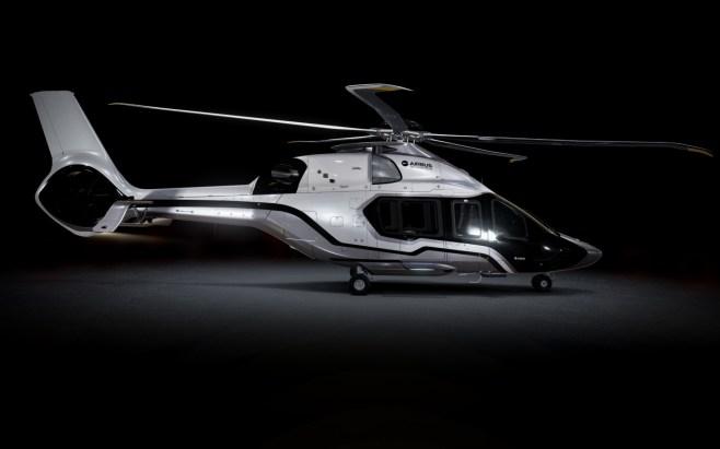 Extérieur du H160 VIP - Airbus Helicopters