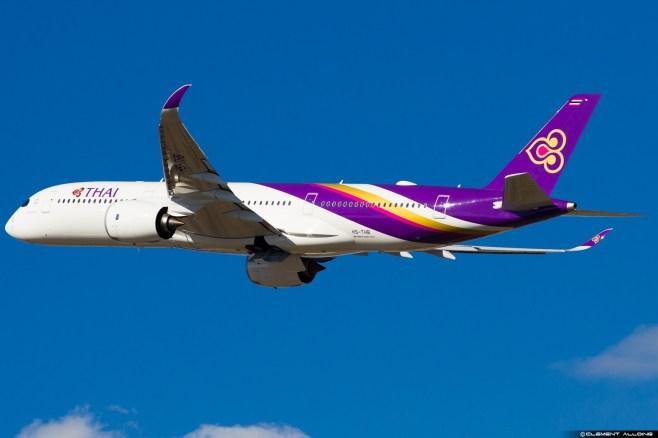 Thai Airways International Airbus A350-941 cn 044 HS-THB