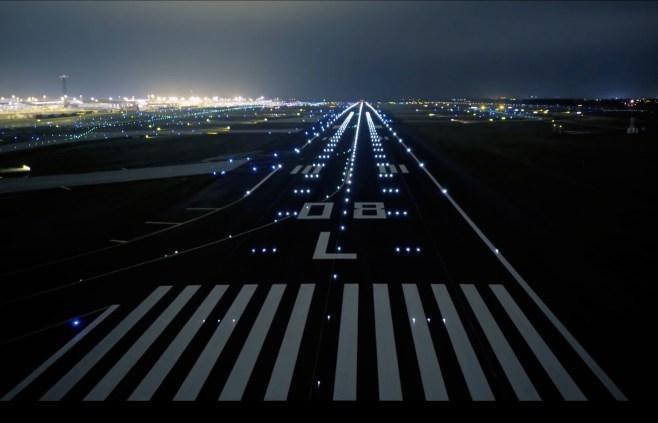 Piste Aéroport de Paris