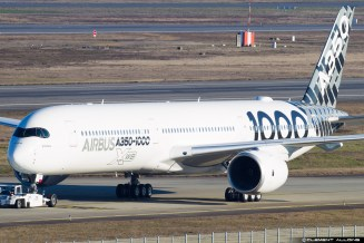 Airbus A350-1041 cn 065 F-WLXV