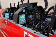 Cockpit du Pilatus PC21