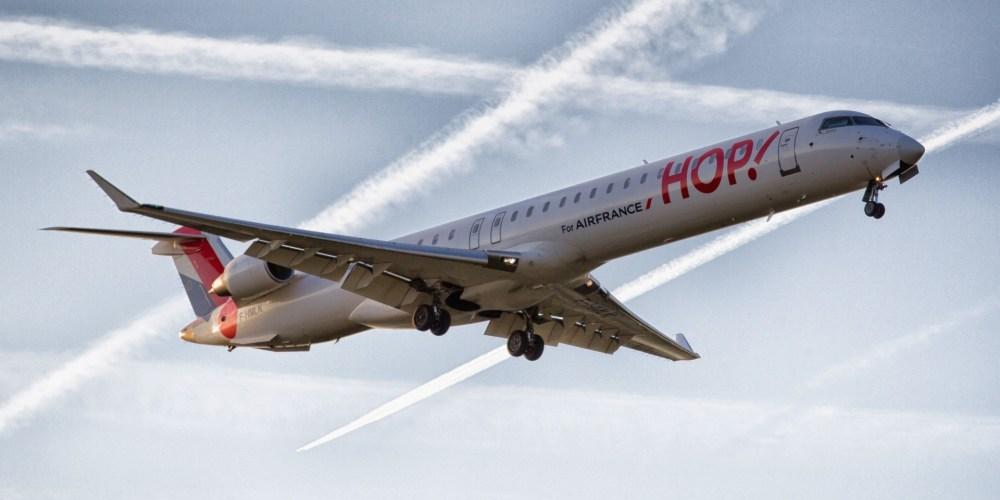 F-HMLK HOP! Canadair CRJ-1000 - cn 19016