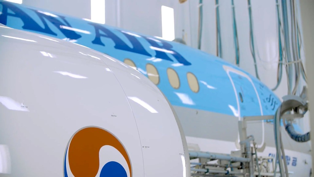 CS300 Korean Air