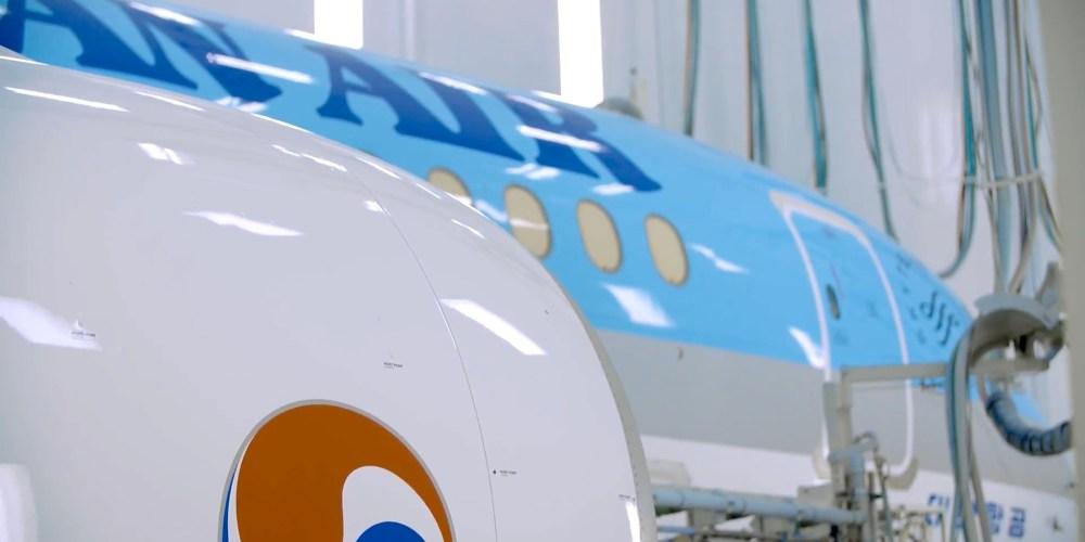 CS300 Korean Air