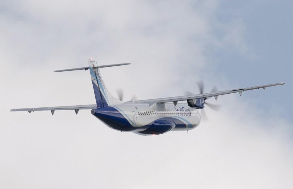 ATR 72-600 IndiGo MSN 1457