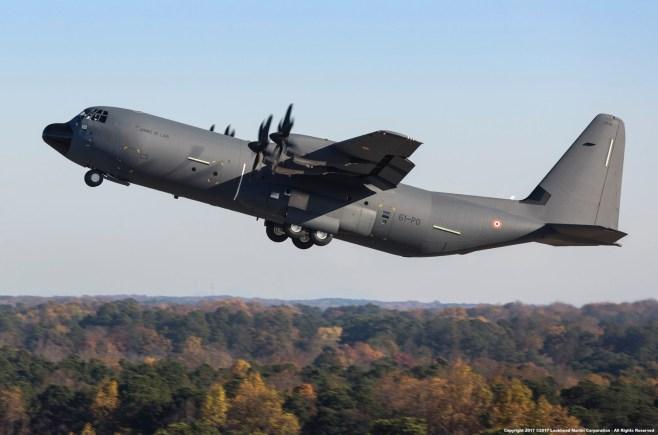 Lockheed C-130J Super Hercules