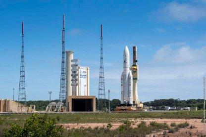 Le lanceur lourd Ariane 5 pour le VA241