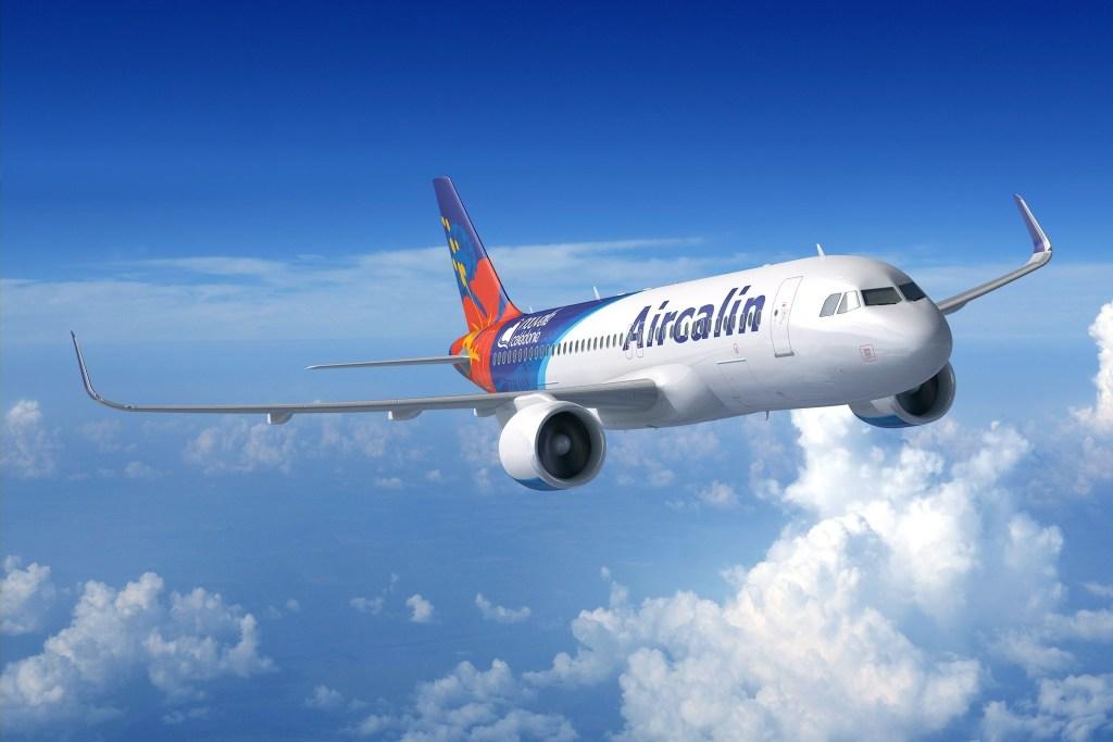 A320neo Air Calin