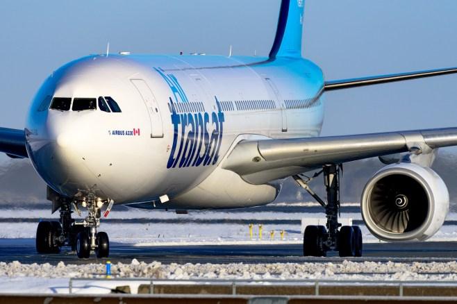 Airbus A330-300 Air Transat