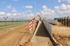 Aménagement du site de Steenokkerzeel