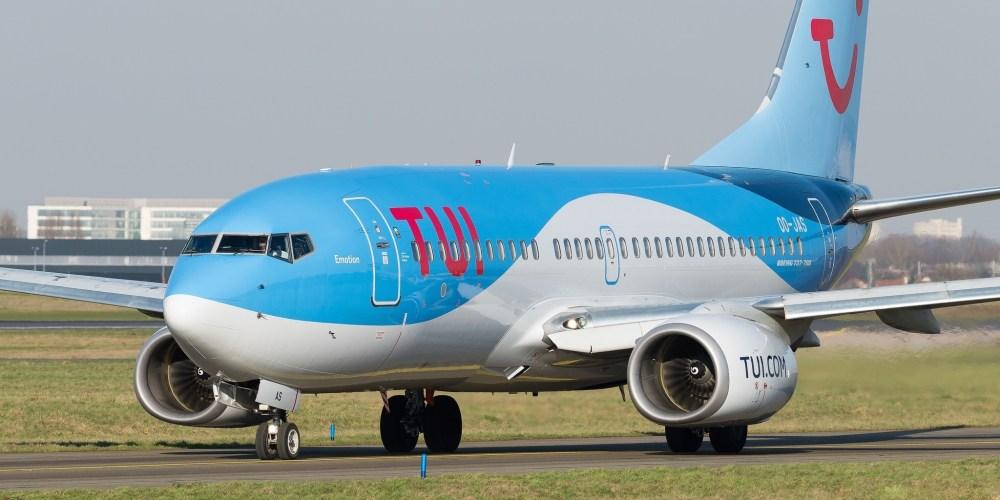 Boeing 737 TUI