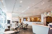 «The Loft» Brussels Airlines à l'aéroport de Bruxelles