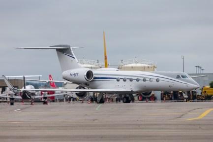 BestFly Gulfstream G550 /G-V-SP