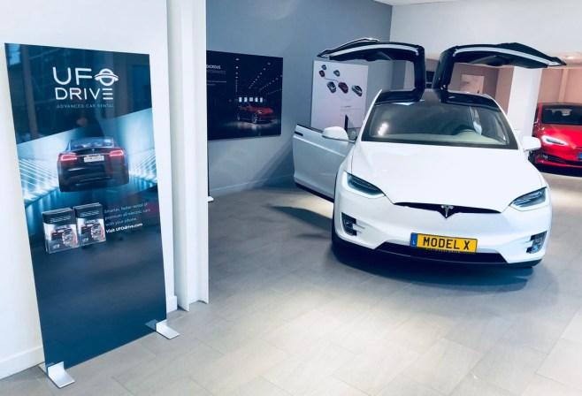 Le concept store à l'aéroport de Luxembourg