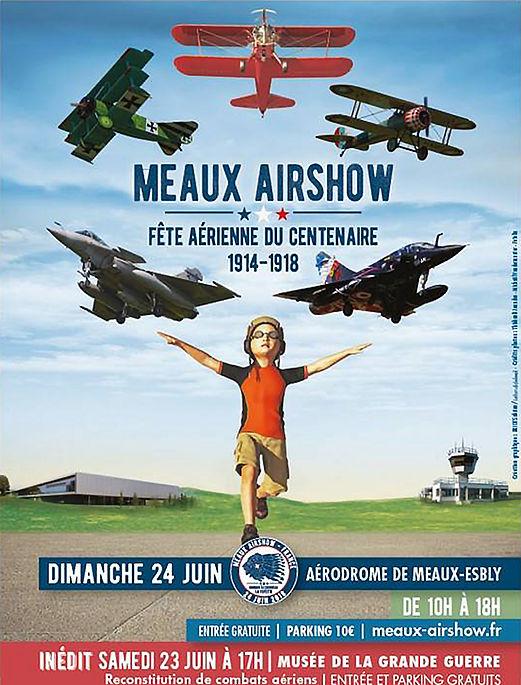 Meaux Airshow