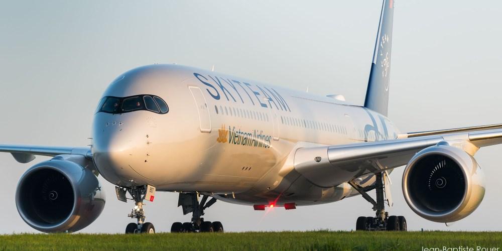 Airbus A350-941 Vietnam Airlines