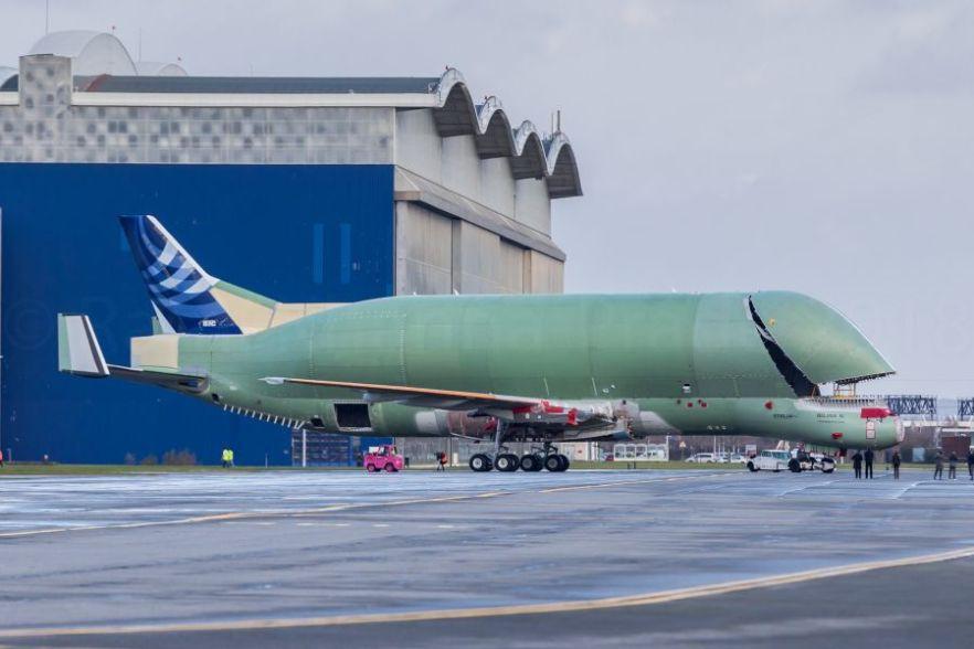 BelugaXL A330-743L