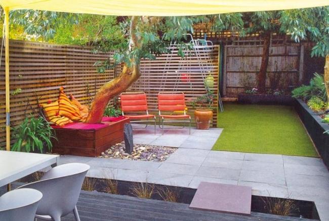 comment bien am nager son petit jardin actu du jour. Black Bedroom Furniture Sets. Home Design Ideas