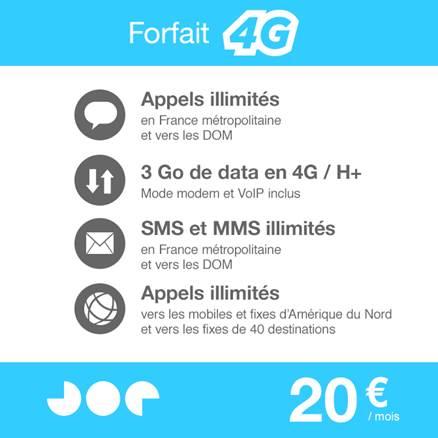 joe 4G