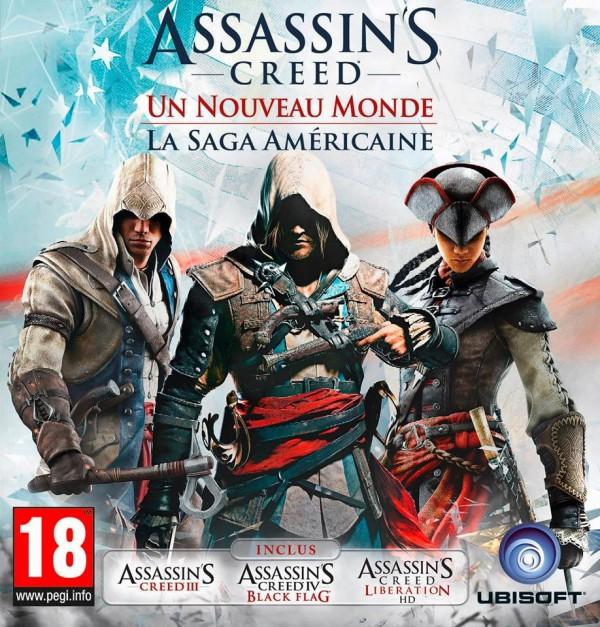 Assassin's Creed–Naissance-d'un-nouveau monde–la-Saga-américaine