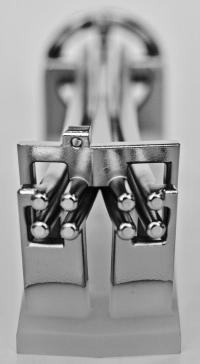 metal electrodes