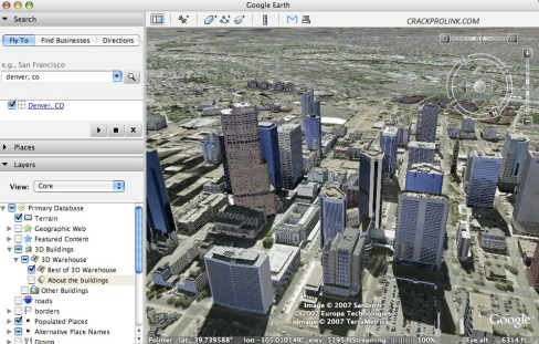 Google Earth Pro License key Crack Patch Keygen Download