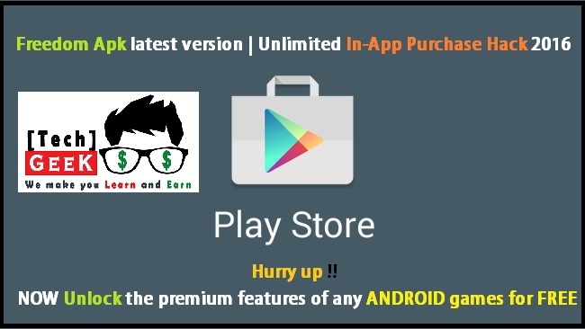 freedom apk play store