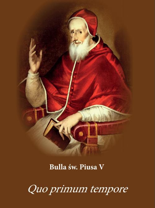bulla Quo primum