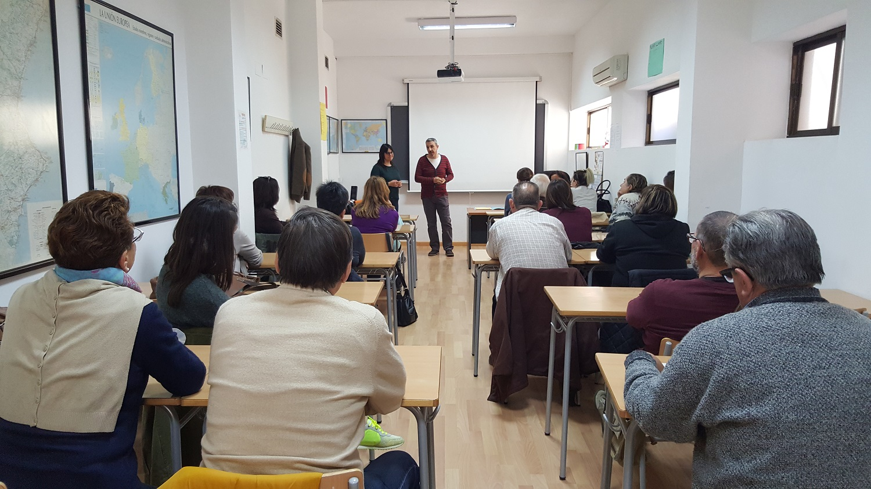 El Alcalde de Segorbe y la Concejala de Bienestar Social han clausurado el curso de formación