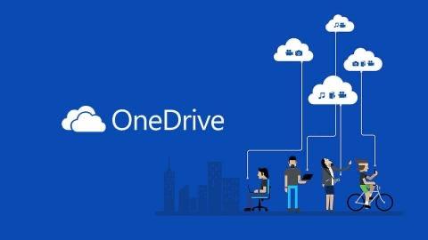 Imagen de una carpeta de OneDrive en actualidad cesible News