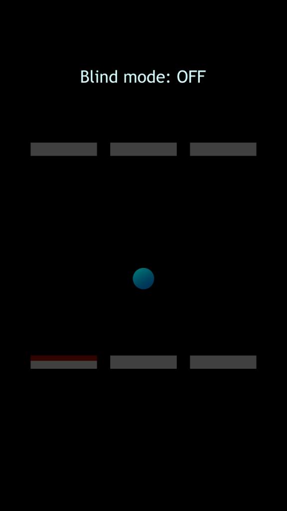 Pon a prueba tus reflejos en este juego para iOS (Echoid) en iPhone 📱