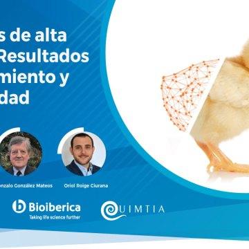 Quimtia presentó resultados de eficaz fuente proteica Palbio 50 en pollos de engorde