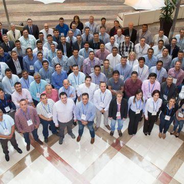Aviagen reúne a las principales compañías avícolas de América Latina para conferencias en EE.UU.