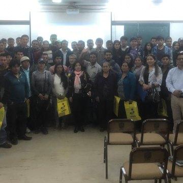 ISAMISA rompe récord de asistencia en PAMAC – Ayacucho