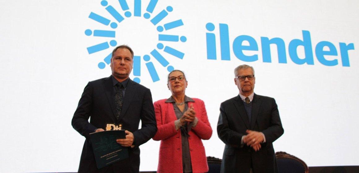 ilender es distinguida como empresa peruana líder en innovación