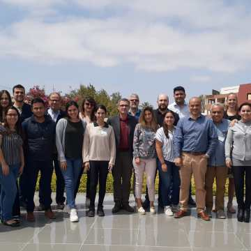 Gammavet participa del V Seminario de Distribuidores JRS (Arbocel)
