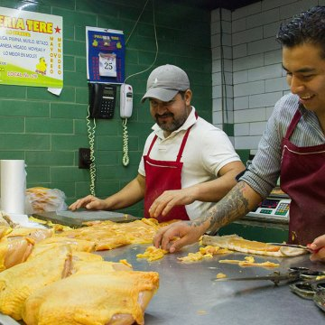Carne de pollo es la preferida por mexicanos