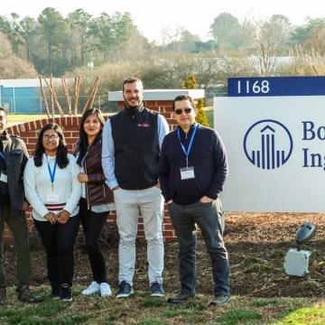 Invetsa visita la planta de Boehringer Ingelheim en USA