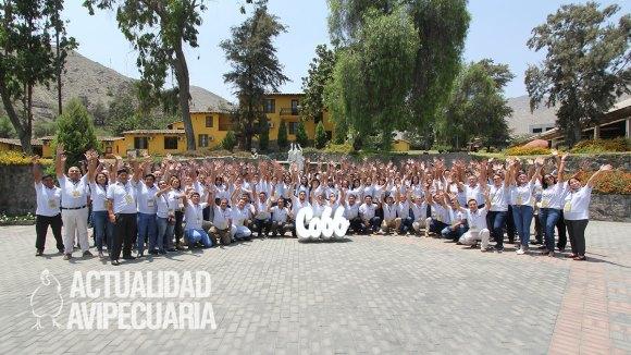 Industria avícola sudamericana se reunió en Encuentro Técnico Gerencial de Cobb