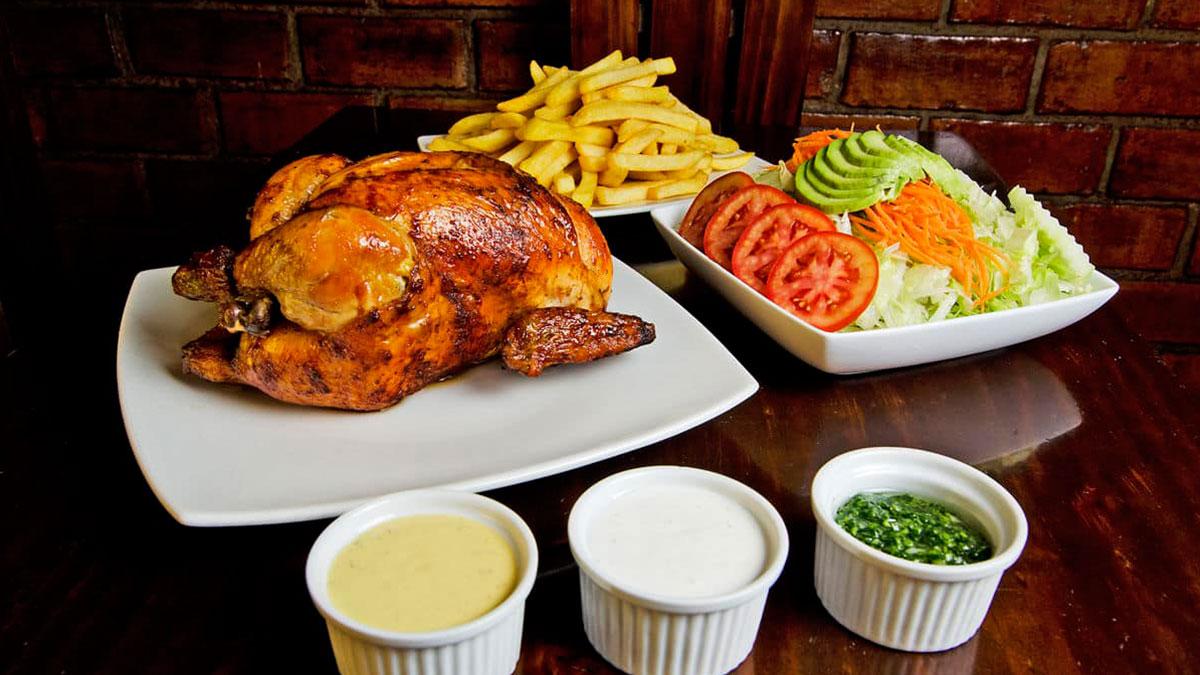Aprende a preparar pollo a la brasa desde casa - Actualidad ...